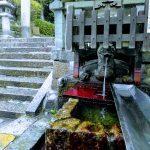 【明石市、加古川市】亀の水と鶴林寺せんべいで「つるかめ」長寿祈願