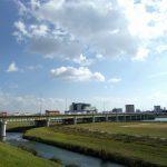 2号線の加古川橋・架けかえ