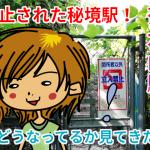【廃駅】秘境駅!菊水山駅が今どうなってるか見てきた!2018年
